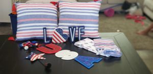 4th of July Home Decor for Sale in Aurora, CO