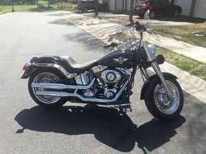 2014 Harley Davidson Fatboy for Sale in Ashburn, VA