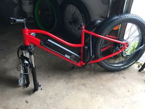New Fat tire Electric Bicycle for Sale in Barnstable, MA