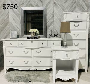 New bedroom dressers price on pictures for Sale in Jackson Township, NJ