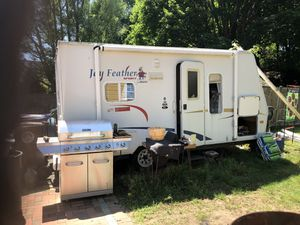 Jay feather camper make me a offer for Sale in Salem, MA