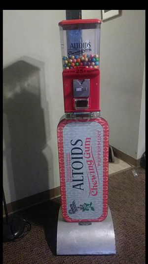 Discontinued Gumball Machine for Sale in Derby, CT
