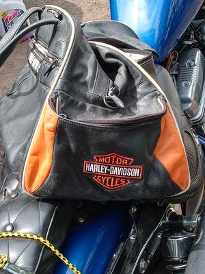 Harley duffle bag for Sale in Brooklyn Center, MN