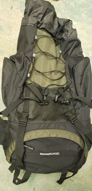Scout 3400 Hiking Backpack for Sale in Bristol, PA