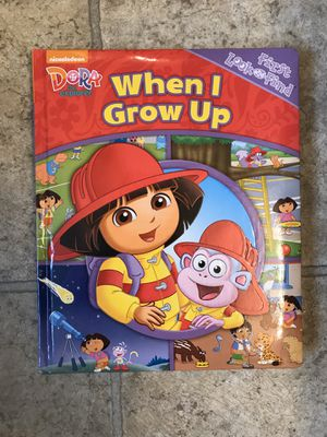 Dora Toddler Learning Book for Sale in Mt. Juliet, TN