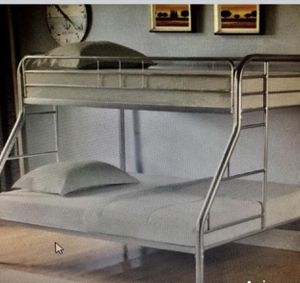 Twin over full. (mattresses included) for Sale in LAKE CLARKE, FL