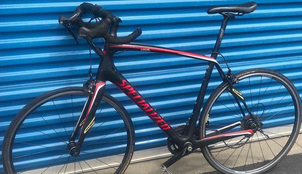 Specialized Roubaix SL4 carbon fiber road bike L 58