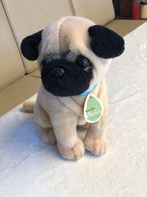 Pug dog stuffed animal for Sale in San Jose, CA