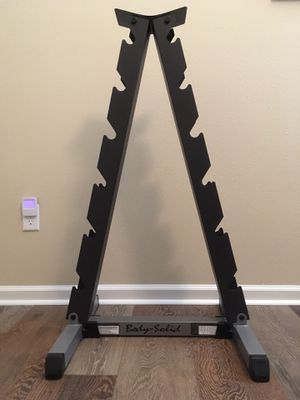 Body Solid Vertical Dumbbell Rack for Sale in Jacksonville, FL
