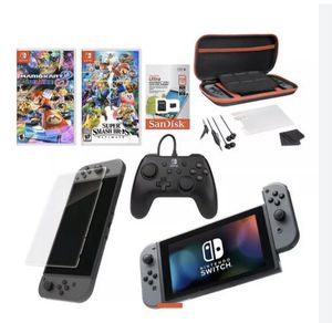 NEW Nintendo switch Bundle Pack! Grey joy cons V2 for Sale in Chamblee, GA