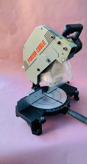 """Porter cable 10""""table saw for Sale in San Diego, CA"""