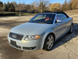 2005 Audi S4 convertible AWD for Sale in Northbrook, IL