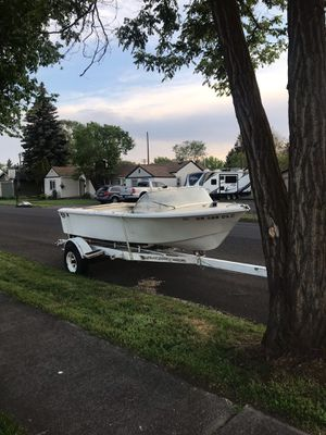 Nice boat and trailer for Sale in Redmond, OR
