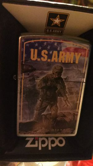 Army zippo for Sale in Covington, KY