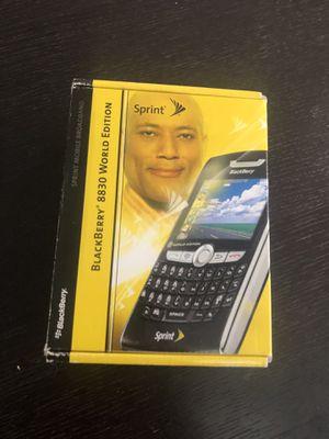 BlackBerry 8830 world edition for Sale in Aurora, CO