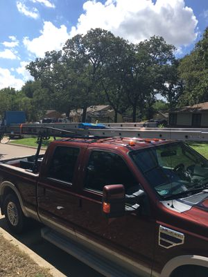Laddervator and truck ladder rack for Sale in Fort Worth, TX