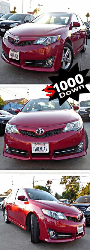 2013 Toyota CamryL 68k for Sale in South Gate, CA