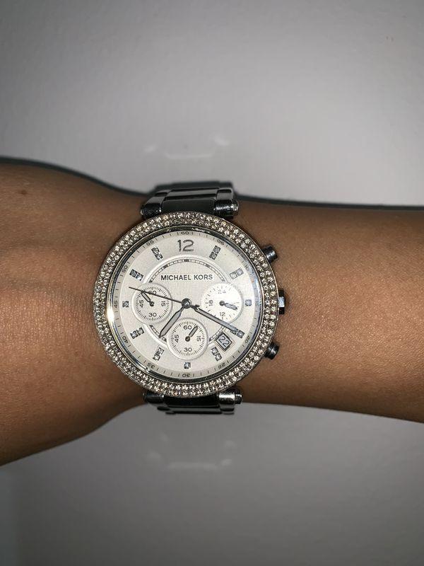 Michael Kors Silver tone Watch
