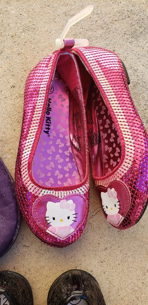 Size 12 Girl Shoes for Sale in San Antonio, TX