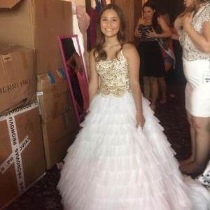 Sherri Hill Prom Dress for Sale in Raeford, NC