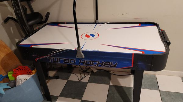 Turbo hockey air