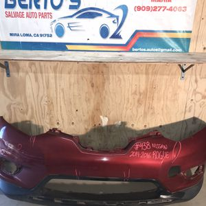 2014-2016 Nissan Rogue Front Bumper for Sale in Jurupa Valley, CA