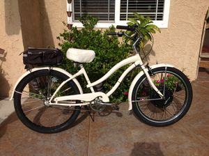 Electric Beach cruiser for Sale in Upland, CA