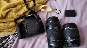 Canon Eos Rebel T6 for Sale in North Las Vegas, NV