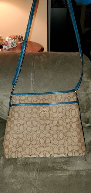Authentic Coach crossbody for Sale in Johnson City, NY