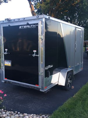 2014 6X12 Enclosed Trailer (Motorcycle) for Sale in East Petersburg, PA