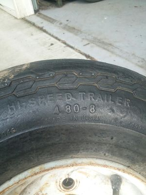 Trailer tires for Sale in Chicago, IL
