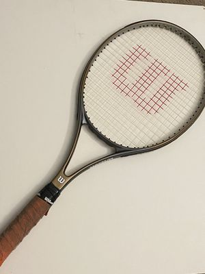 Wilson tennis racket for Sale in San Marino, CA