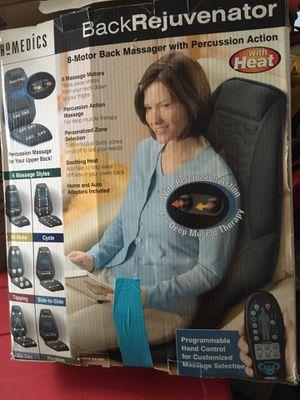 Back rejuvenator massager for Sale in Hilo, HI