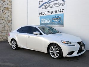 2014 Lexus IS 250 for Sale in San Diego, CA
