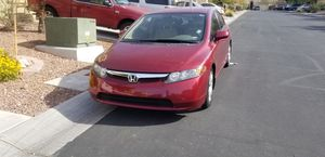 Honda civi 2007 un solo dueño for Sale in Las Vegas, NV