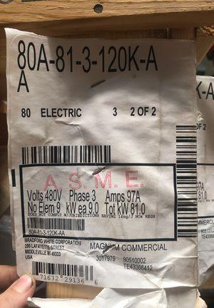 Bradford white water heater for Sale in Livermore, CA