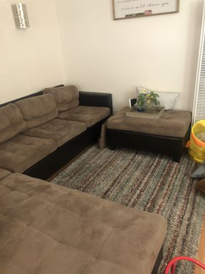 L Couch set for Sale in Ceres, CA