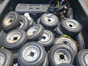 Tires for trailers or lawn equipment for Sale in Homestead, FL