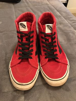 Vans high-top for Sale in Fayetteville, AR