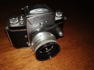 Exa vintage camera for Sale in Fullerton, CA