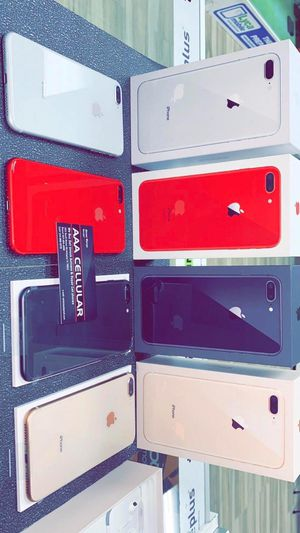 Apple iPhone 8+ / 8Plus! Like New!! Factory Unlocked! (T-Mobile, AT&T, Verizon, Cricket, MetroPCS!) 256Gb, 64Gb starting @ for Sale in Arlington, TX