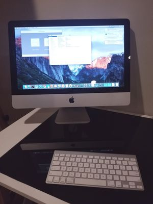 Apple iMac 21.5 3.06GHz 4GB 1TB for Sale in Los Angeles, CA