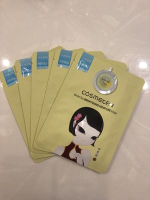 Face sheet mask 5 for $10 for Sale in Grayslake, IL