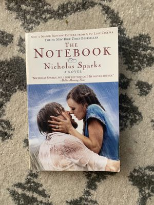 The Notebook for Sale in Lancaster, CA
