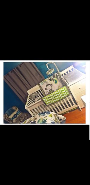 Baby crib New with mattress for Sale in Laurel, MD