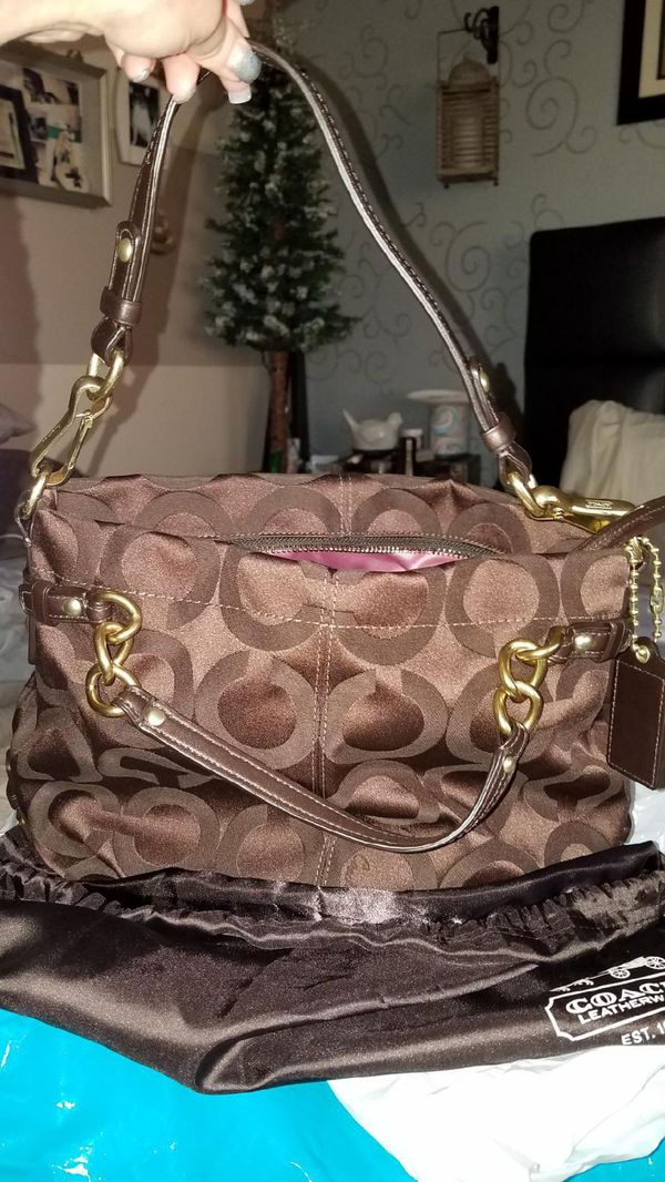 COACH Signature Collection Hobo Bag - Vintage New