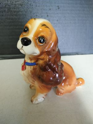 """Ceramic """" Lady """" from Lady and the Tramp for Sale in Sun City, AZ"""