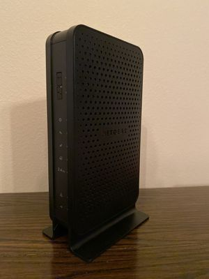 Netgear WiFi modem and router for Sale in Vancouver, WA