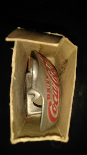 Antique Coca Cola bottle opener for Sale in Columbus, OH