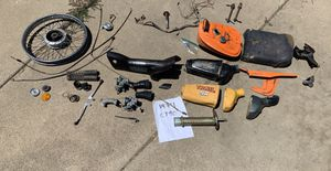 1974 Honda CT90 (Trail 90, CT 90) motorcycle parts for restoration or rebuild for Sale in Carlsbad, CA